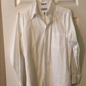 Izod White Dress Shirt